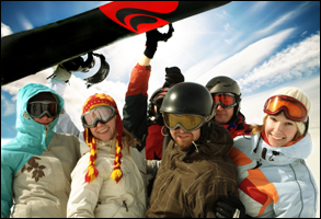 Youth Ski Trips - Ski Beech Resort, Sugar Mountain Resort, Extreme Snowboard and Ski
