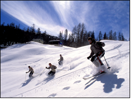 Appalachian Vacations - Youth Ski Trips